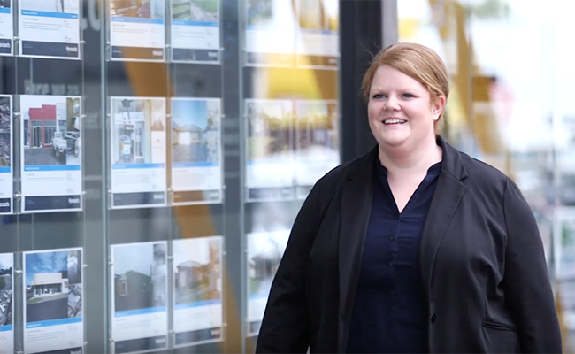 Jess Barr ​​​​​, Property Manager at Harcourts Warragul