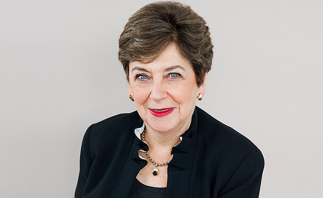 National Age Discrimination Commissioner, Kay Patterson
