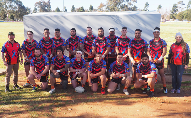 The Griffith Waratah Tigers
