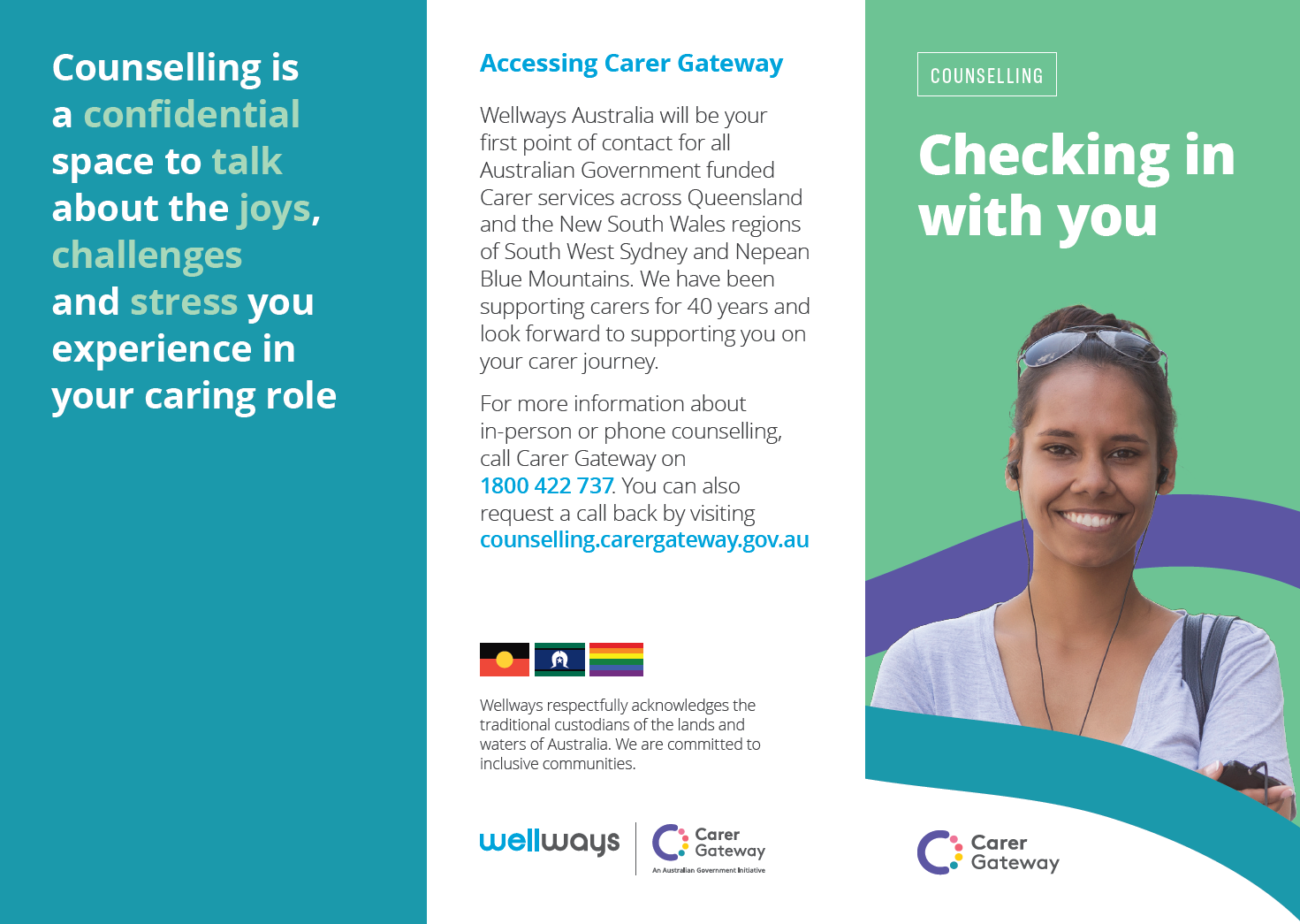 Counselling brochure