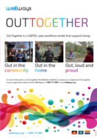 Out Together A3 poster thumbnail