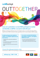Out Together A4 Poster thumbnail