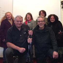 Wellways peer workshop trainers