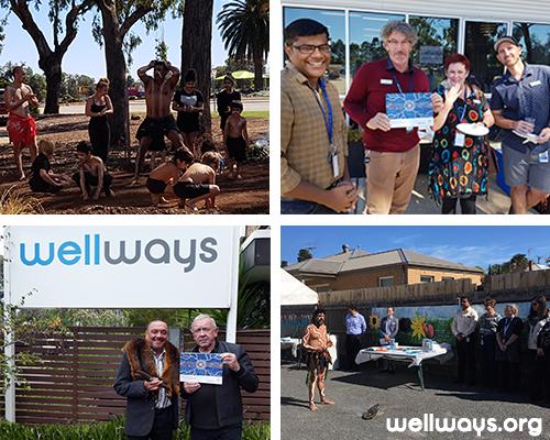 The Wrap launch events around Australia