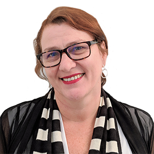 Robyn Clark, Wellways Australia Director for the People and Culture team