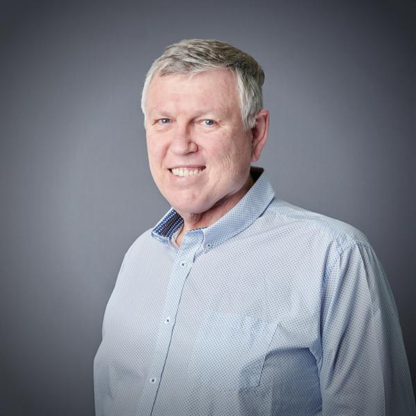 Gert Naude, Director of Corporate Services