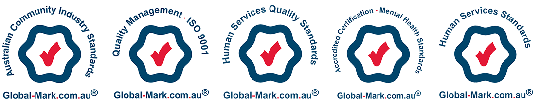 Global Mark tick logos