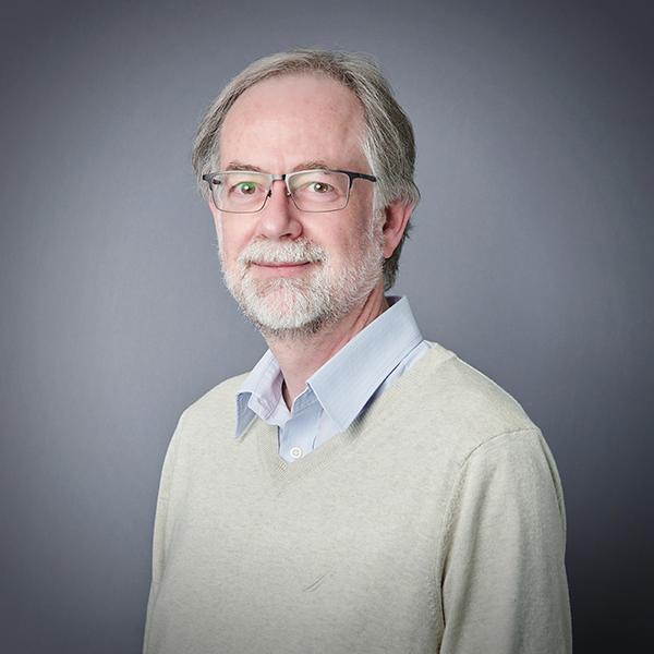 Portrait of Julian Freidin
