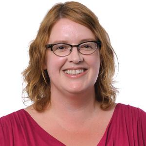 Portrait of Emma Ladd