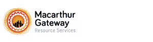 Macarthur Gateway Resource Service logo