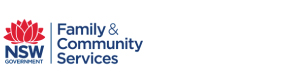 Family and community services (facs) logo
